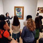 PCNC/Cornell Norcal San Francisco MOMA visit - March 17, 2019