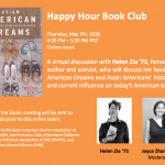 Book Club with Author Helen Zia '73