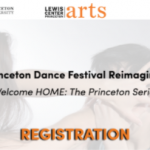 Peter Chu: Princeton Dance Festival Reimagined, Presented by the Lewis Center for the Arts' Program in Dance