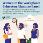 """""""Women in the Workplace"""" Alumnae Panel"""
