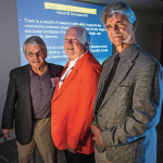 """The Three Bobs Present """"Success in the Second Half: Seminar on Aging"""" (Wellness Series with Columbia Norcal Alumni)"""