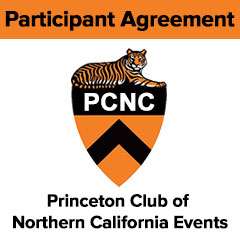 Participant Agreement — Princeton Club of Northern California Events